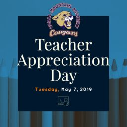 Let's celebrate Teacher Appreciation Day at Coral Mountain Academy!